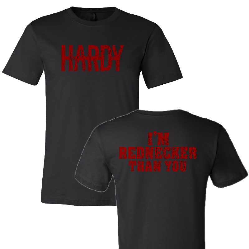 Hardy rednecker